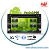 6.2'' Universal dvd gps for car 2 din android system with wifi Bluetooth IPOD TV 3G