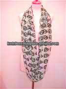 infinity scarf for ladies winter 2012