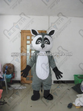 NO.4325 palm civet mascot costumes Racoon Dog costumes