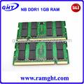 Garanzia a vita piena compatibilità 64mb*8 memoria ddr1 1gb