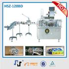 HZ120BD China CE Automatic carton box machine plastic sachet for wrapper