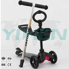 Wholesales mini micro 3in1 kick scooter for chinldren