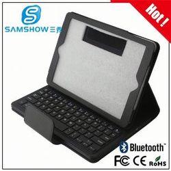 2014 bluetooth arabic keyboard case for ipad