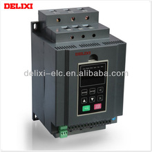 DELIXI ac electric 18.5KW 3 phase three phase ac power soft starter for air compressor