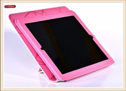 New promotional PU and Leather covers for IPAD mini/2