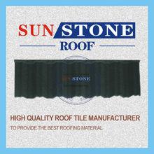 tropical rain forest steel interlock ceramic insulation sheet