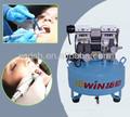 portable unidade dental com compressor de ar tw5501