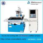 cnc wire cut edm machine DK7740 electric spark forming machine