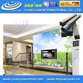 Eco solvente/a prueba de agua de látex fondo de pantalla 3d para l