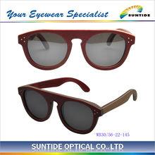 2013 fashion China manufacturer skatate wood sunglasses fashion lady skateboard wood sunglasses skateboard wood sunglasse (WB30)