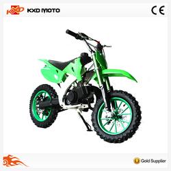 49cc gas powered mini dirt bike