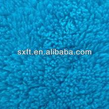 100 polyester coral fleece blanket fabric