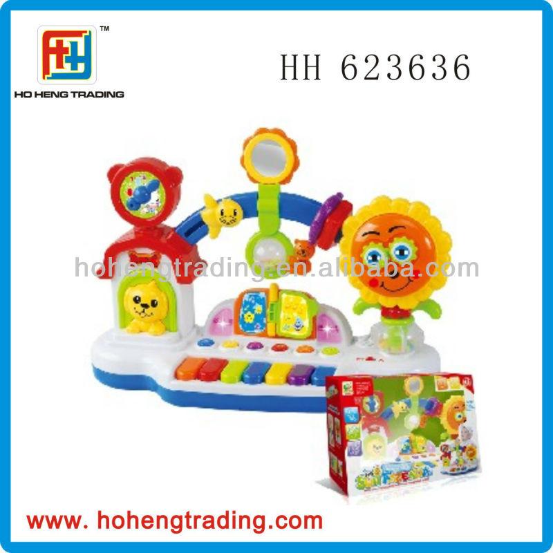 Childrens plastic electric organ infant toys