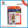 Mini die cast finger skateboard toy