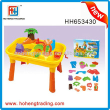 Kid sand and water play table