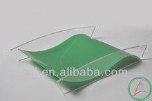 Eco friendly acrylic fruit plate,acrylic dishes,acrylic plates