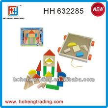 Top children toys, Wooden block set toys