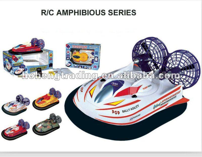 RC amphibious boat amphi boat ship