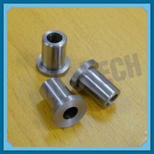 OEM Machinery CNC Machining Metal Galvanized Flat Head Bimetal Contact Rivets