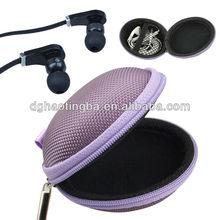 111815 US Designs Headset EVA Case for Earphone Headphone Case bag