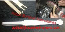 Nose Pad Remover Optical Tweezers, Optical Tools Art# FSI-O-0101 Size: 6 Optical Tweezers, Optical Tools