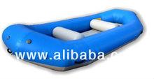 Self Bailing Raft