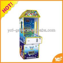 Nueva QQ min de fútbol que funciona con monedas máquina de juego de bingo