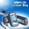 2014 Fashion Waterproof music Speakers case for all devices