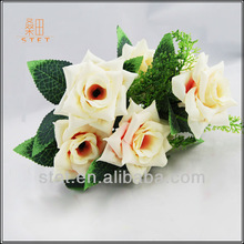 2014 Wedding Decorative Nylon Flowers