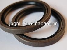 Carbon fibre filled teflon hydraulic seal