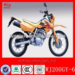 New Dirt Bike/dirt bike for sale cheap /dirt bike 200cc(WJ200GY-6)