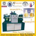 Altamente efficiente di olio lubrificante industriale sistema di filtraggio, olio auto/diesel olio/benzina macchina filtro