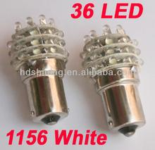 2 X 36 LED 1156 Park Rear Stop Turn bulb light Bright