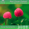 GMP Standard Manufacturer Supply Red Clover Extract,Isoflavone 2.5%-40%, Formononetin 98%