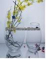 baratos de vidro vasos de flores