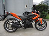 China hot wholesale 250cc racing motorcycle for sale