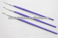 Hot Sale Cheap Paint Stripping Tools Nail Art Striper Brush