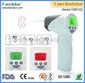 Axila/oral/rectal clínica termómetro electrónico