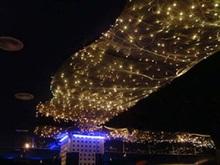 end glow fiber optic star ceiling light