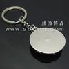 3d keychain 3D round keychain/key chain smart key chain