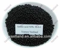 Natural lawn fertilizers amino acid npk 16-0-1