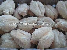 Frozen chicken Breast with skin