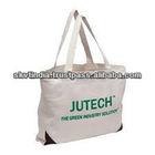 organic cotton canvas tote bag