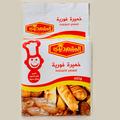 china halal para hornear de levadura seca activa de levadura en polvo para el pan