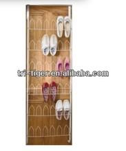 Over the door shoe rack holder