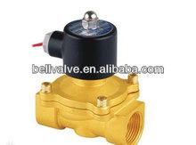 normally open solenoid valve