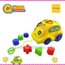 Q-KIDS educational kids plastic construction toys