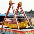 2013 caliente baratos juego de la diversión mini barco pirata de diapositivas
