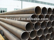 API5L X52 SSAW steel pipe gas/oil/water pipe