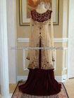Beautiful Designer Hand Embroidery Evening Dress For Australian Girls